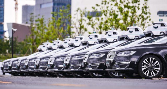 Toyota e Pony.Ai hanno stretto una partnership per il lancio di taxi autonomi nei prossimi anni