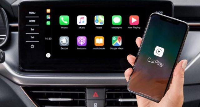 I clienti di clienti di Skoda Scala e Kamiq saranno presto in grado di connettere il proprio smartphone in modalità wireless