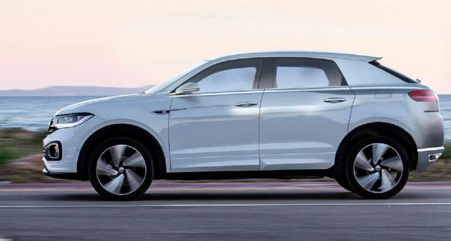 Volkswagen T-Cross nel 2020 dovrebbe arrivare anche in versione coupè, ecco le prime informazioni su questo modello