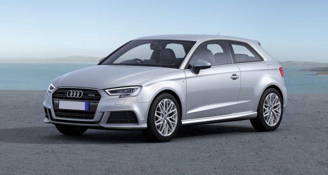 Nuova Audi A3: si vocifera che la nuova versione potrebbe venire presentata in occasione della prossima edizione del Salone dell'auto di Ginevra 2020