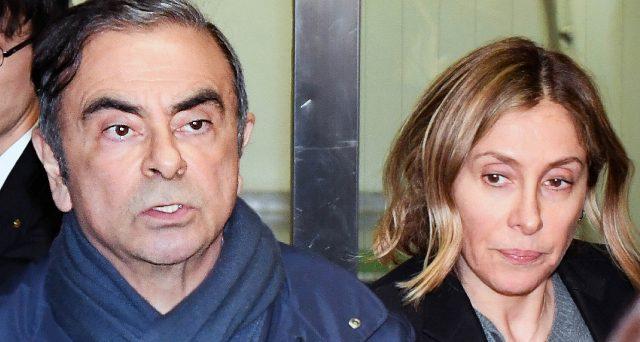 Nissan: la moglie dell'ex numero uno Carlos Ghosn teme che suo marito non possa avere un processo equo in Giappone