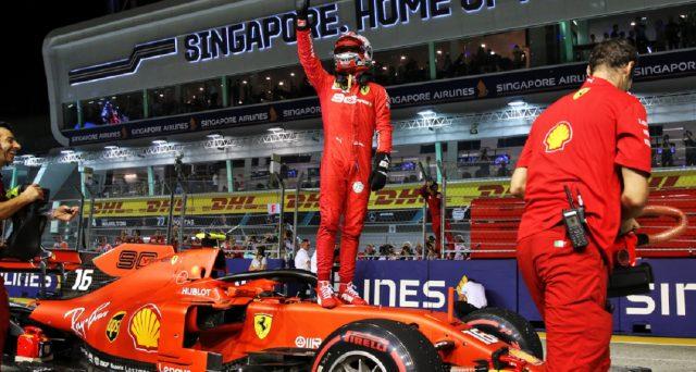 Mattia Binotto ha affermato che lui e il suo team hanno preso in considerazione la possibilità di far sorpassare Sebastian Vettel a Charles Leclerc