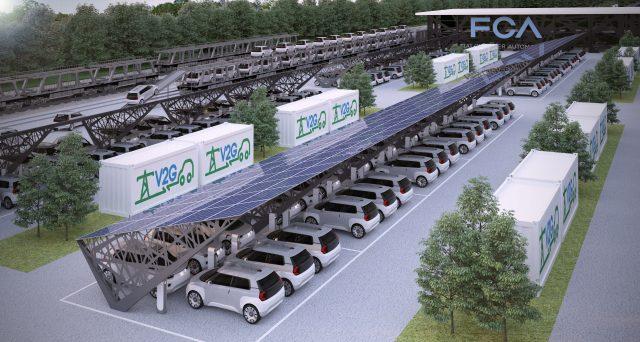 Terna e FCA uniscono le forze per la mobilità elettrica. Inizia la sperimentazione di servizi innovativi con la tecnologia V2G