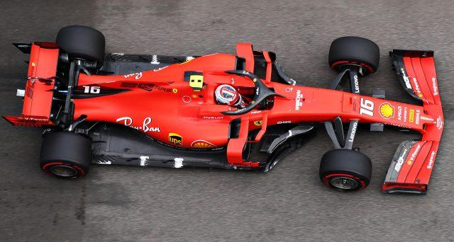 Ferrari - Charles Leclerc