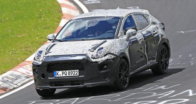 I primi prototipi di Ford Puma ST sono stati avvistati in strada dopo i test del Nurburgring