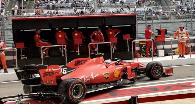 Formula 1 - Charles Leclerc
