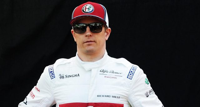 Kimi Raikkonen – Alfa Romeo Racing