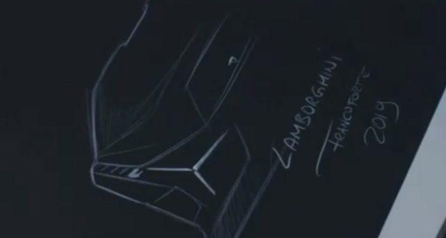 Lamborghini ha rilasciato un nuovo video teaser dell'hypercar ispirata alla concept car Terzo Millennio che verrà presentata a Francoforte