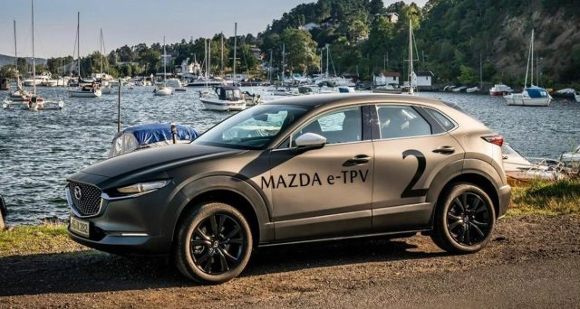 Mazda e-TPV, la nuova auto elettrica della casa automobilistica giapponese arriverà nel 2020