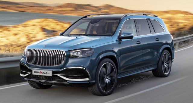 Mercedes-Maybach GLS