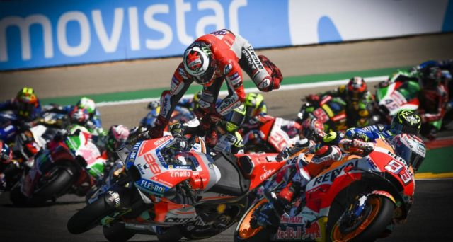 Gli orari del week end di MotoGP in Tailandia.