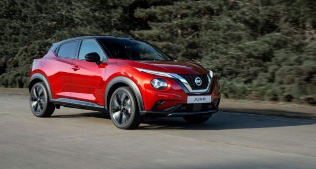Nissan nelle scorse ore ha mostrato le prime immagini della seconda generazione di Nissan Juke