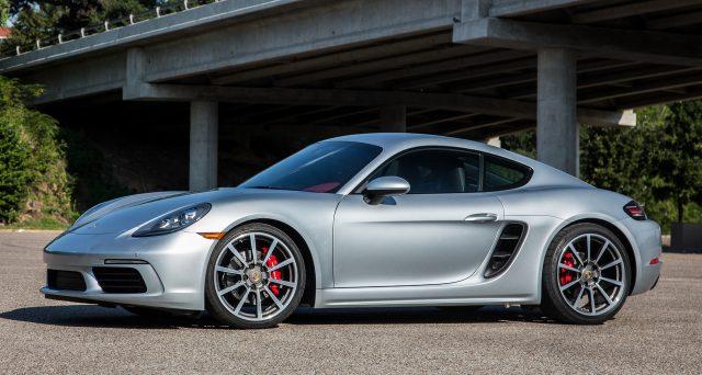 Porsche starebbe sviluppando una Porsche 718 elettrica che verrebbe lanciata intorno al 2023