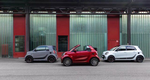 Mercedes-Benz e Geely hanno stretto una partnership formale per il marchio di city car Smart