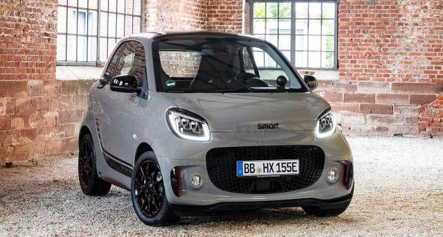 Il Motor Show di Francoforte 2019 è lo scenario scelto da Smart per presentare le sue nuove auto elettriche