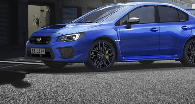 A quanto pare il nuovo modello di Subaru WRX STI sarà pronto per entrare in scena il prossimo anno