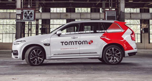 TomTom ha annunciato oggi i dettagli del suo ultimo veicolo di prova completamente autonomo
