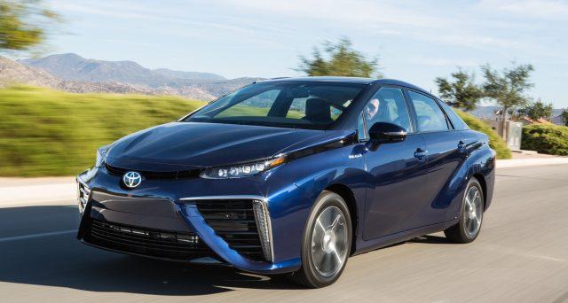 Toyota Mirai: la seconda generazione dell'auto ad idrogeno arriverà sul mercato nel corso del prossimo anno
