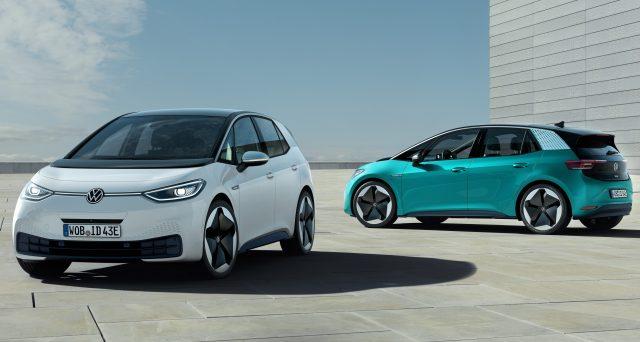 Volkswagen ID.3 è stata finalmente svelata: ecco tutto quello che sappiamo sulla nuova auto elettrica del gruppo tedesco