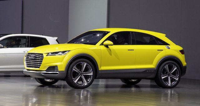 Audi TT di prossima generazione potrebbe diventare un crossover elettrico - Motori e Auto - Investireoggi.it
