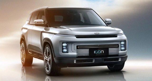 Geely Icon, fa il suo debutto il nuovo B-SUV del marchio cinese