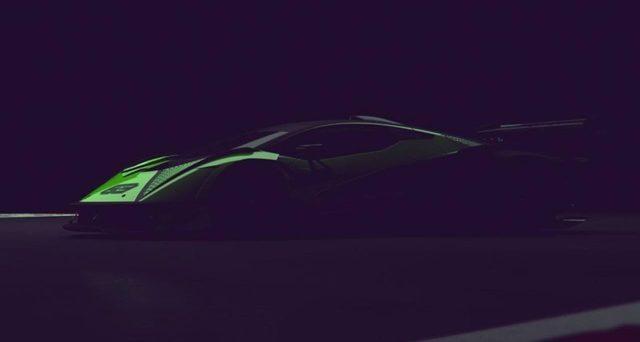 Lamborghini Squadra Corse