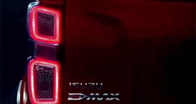 Nuova Isuzu D-MAx