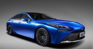Toyota e Lexus lanceranno 3 auto elettriche entro il 2021