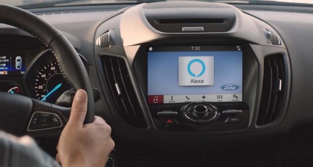 I produttori di automobili stanno iniziando ad utilizzare sempre più spesso nei loro nuovi modelli Alexa di Amazon