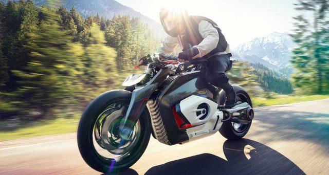 Bmw in futuro potrebbe lanciare motociclette completamente elettriche sul mercato