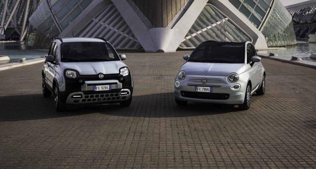 Fiat 500 e Panda saranno le prime vetture di piccole dimensioni di FCA a beneficiare della nuovissima tecnologia ibrida da 12 volt