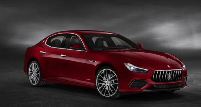 Maserati Ghibli ibrida sarà presentata il prossimo 21 aprile in Cina in occasione del Salone dell'auto di Pechino 2020
