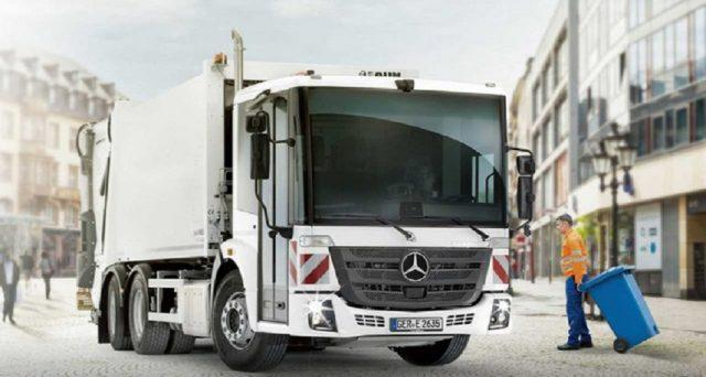 Mercedes eEconic