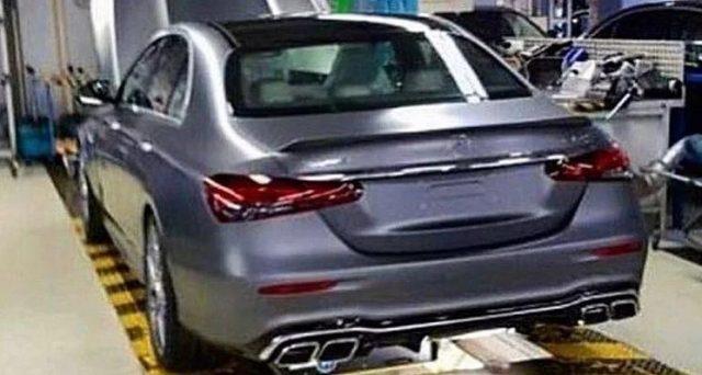 Nuova Mercedes-AMG E 63