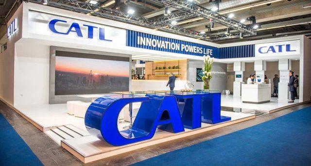 Il produttore cinese di batterie per veicoli elettrici CATL ha siglato un accordo di fornitura di batterie con Tesla