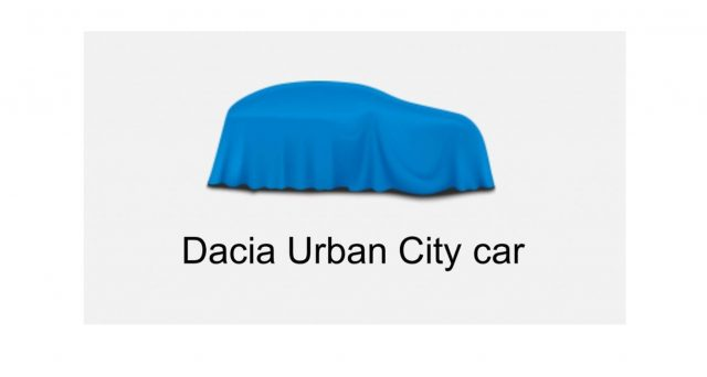 Dacia Urban City Car