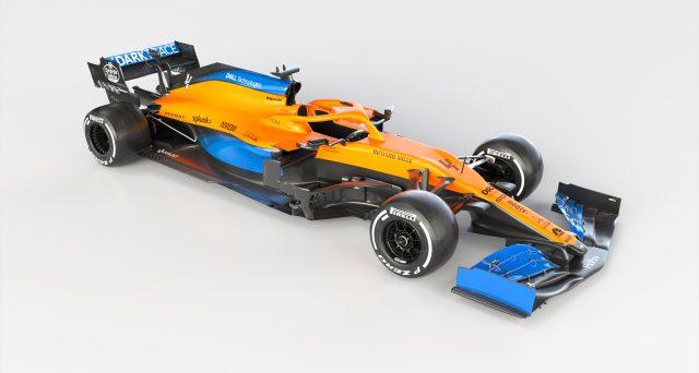 McLaren ha presentato oggi nella sua sede di Woking la sua nuova monoposto