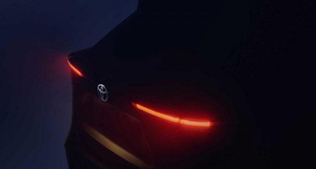 Nuova Toyota SUV