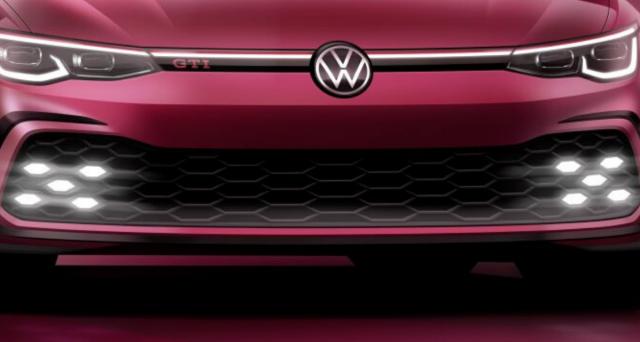 Nuova Volkswagen Golf GTI