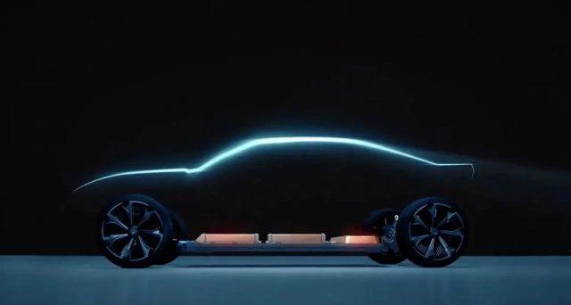 Chevrolet Camaro elettrica