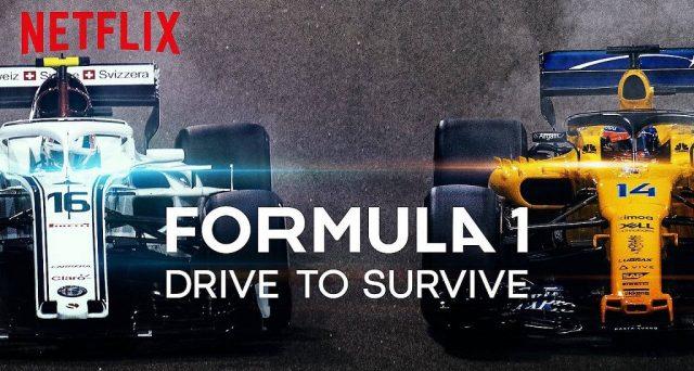 Drive To Survive - Netflix