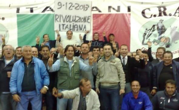 rivoluzione in Italia