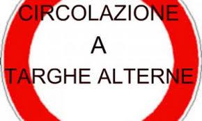 blocco traffico Roma