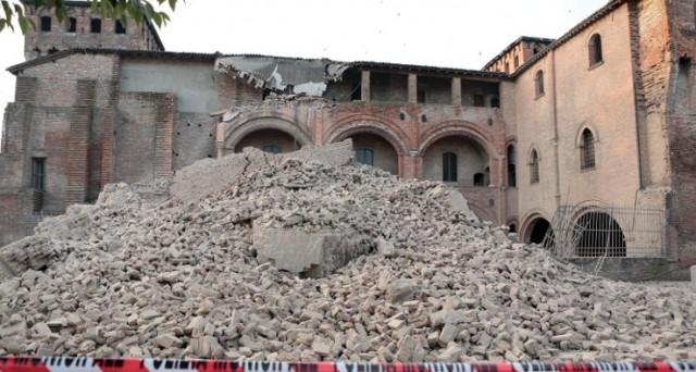 Tutti gli eventi sismici di importanza rilevante.