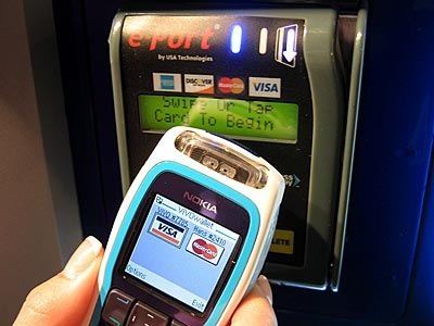 Mobile Payments Models