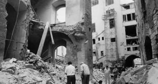 27 maggio 1993 la strage di via dei Georgofili a Firenze