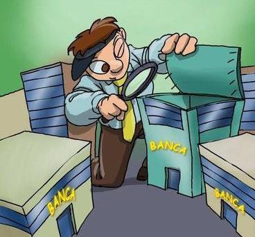 Le grandi banche italiane devono allo stato ben 5 mld di euro, ma tra accordi e sconti alla fine il Fisco incasserà non più di un mld di euro e lo stato italiano conferma di essere debole con i forti e forte con i deboli