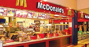 McDonald's, la casa dell'hamburger, offre 3000 posti di lavoro; la Cgil non approva per la mancanza di trattative  sindacali.