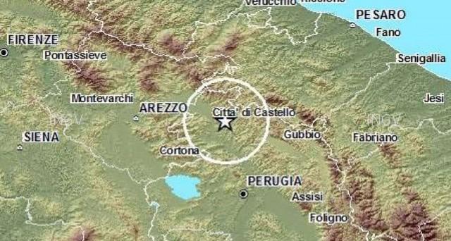 terremoto umbria