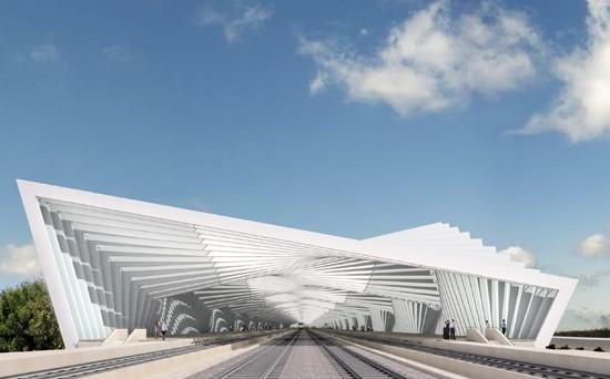 Dopo l'inaugurazione, la stazione della Tav a Reggio Emilia ha ancora bisogno di qualche piccola rifinitura